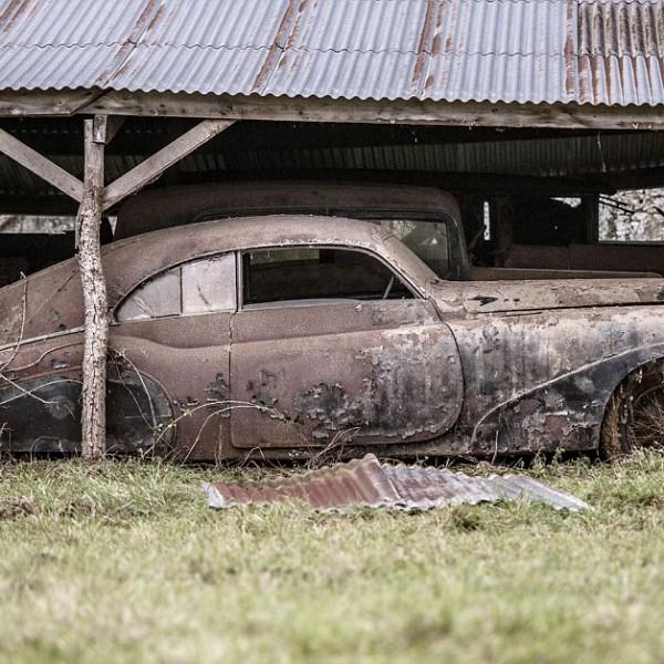 Ferrari Found Rusting In French Barn Sold For 23 Million: Incredible Treasure Trove Of Rusting Classics…